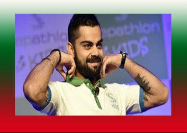 विराट ने जड़ा शतक किया  इंग्लैंड  को मैच से बाहर……