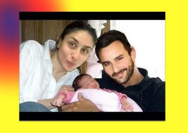 करीना के बच्चे का नाम आखिर क्यों छा गया सोशल मीडिया में…..जानिये सच