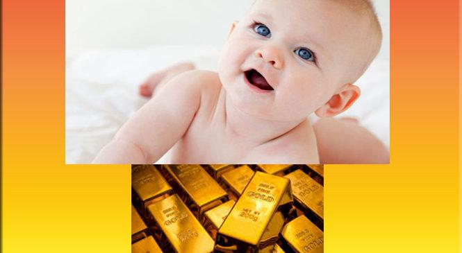 सावधान बच्चों के डायपरों से निकल सकता है सोना…..