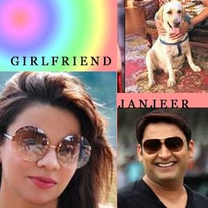 kapil sharma girlfriend