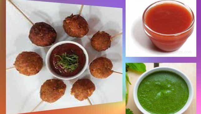 क्रंची और सॉफ्ट वेज लॉलीपॉप – veg lollipop recipe in hindi