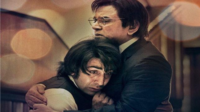 """""""संजू"""" फिल्म इंटरनेट पर हुई लीक, 2.5 लाख लोगों ने देखी फिल्म"""