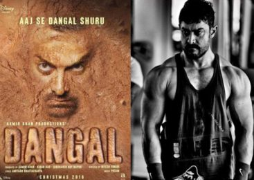 Movie Dangal's First music 'Bapu Haanikaarak' released